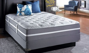"iTwin Tori 14.5"" Firm Queen Mattress"