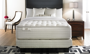 "iTwin Hotel Paris 14.5"" Double-Sided Queen Mattress"