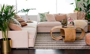 Justina Blakeney Caso Contemporary Sectional