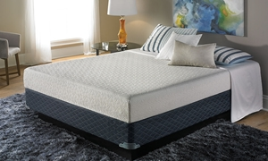 "Enso Allure Gel Memory Foam 8"" Queen Mattress"