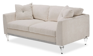 Jane Seymour & Michael Amini Glimmering Heights Loveseat
