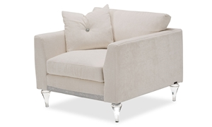 Jane Seymour & Michael Amini Glimmering Heights Armchair