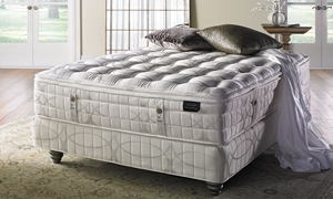 "Aireloom Karpen Collection Malibu 14.5"" Queen Mattress"