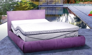 "Harlequin Pierrot Luxury Firm 10"" Queen Adjustable Mattress"