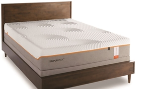 "TEMPUR-Contour® Supreme Memory Foam 11.5"" King Mattress"