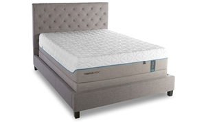 "TEMPUR-Cloud® Luxe II Memory Foam 13.5"" King Mattress"