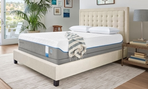 "TEMPUR-Cloud® Supreme Breeze II Memory Foam 11.5"" Queen Mattress"