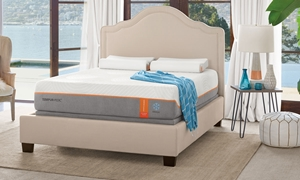 "TEMPUR-Contour® Elite Breeze Memory Foam 12.5"" King Mattress"