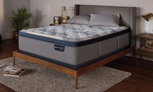 "Serta iComfort® Blue Fusion 300 Hybrid 14"" Queen Mattress"