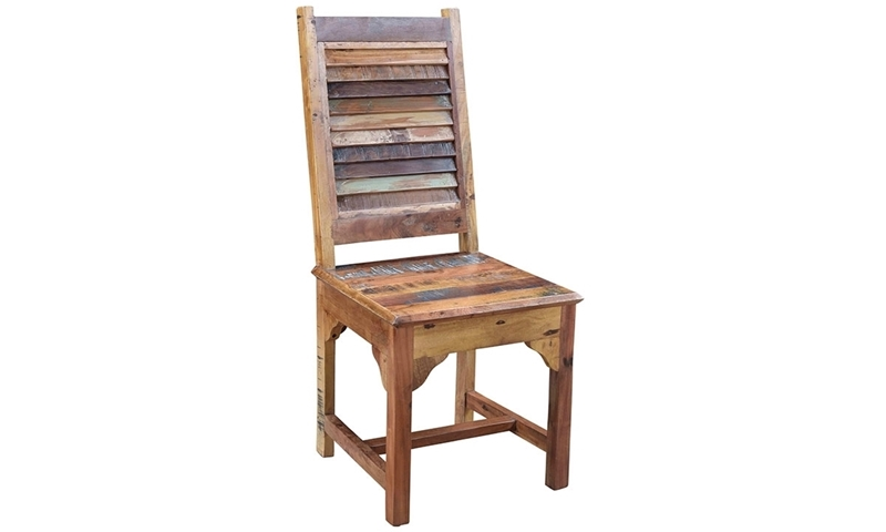 Bali Handmade Solid Wood Dining Chair