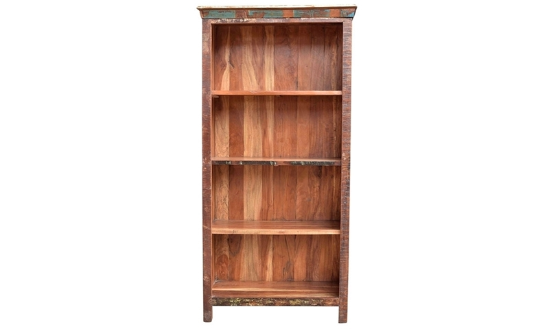 Picture Of Bangladesh Handcrafted Solid Wood Bookcase Picture Of Bangladesh  Handcrafted Solid Wood Bookcase