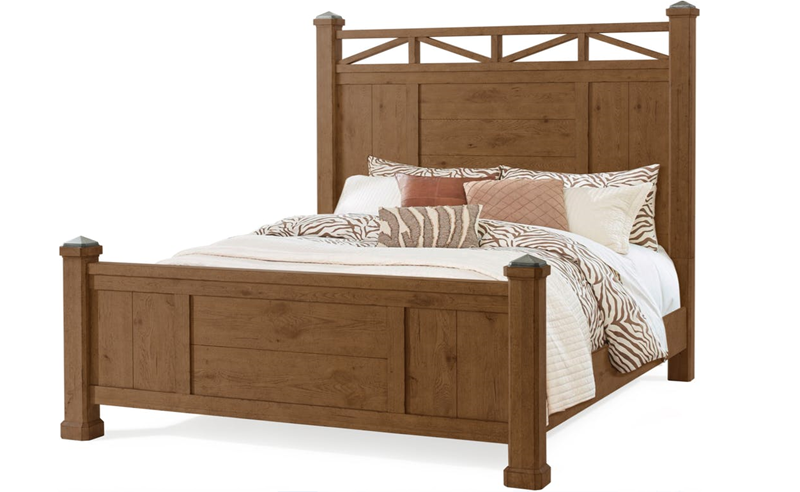 Trisha Yearwood Sweet Dreams Queen Poster Bed