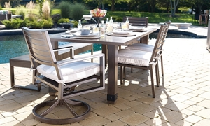 Plank & Hide Sadie 6-Piece Outdoor Dining Set