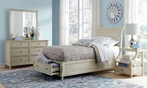 Avignon Twin Storage Bedroom