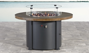 Coral Reef 42-Inch Round Fire Pit