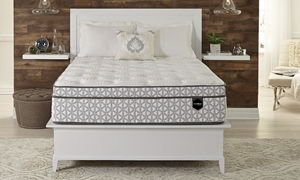 "Consumer Digest Odyssey 13.5"" Euro Top Full Mattress"