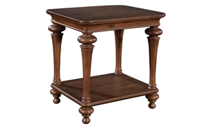 Broyhill Cascade Traditional End Table