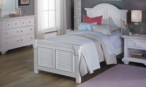 Cottage Traditions Twin Panel Bed