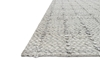 Magnolia Home Elliston Hand Woven Light Grey 8X10 Rug
