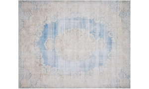 Magnolia Home Lucca Blue & Sand 5X8 Rug