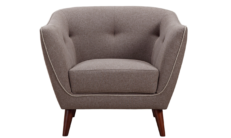 Modern Unique Accent Chairs.Hume Mid Century Modern Tufted Accent Chair Haynes Furniture