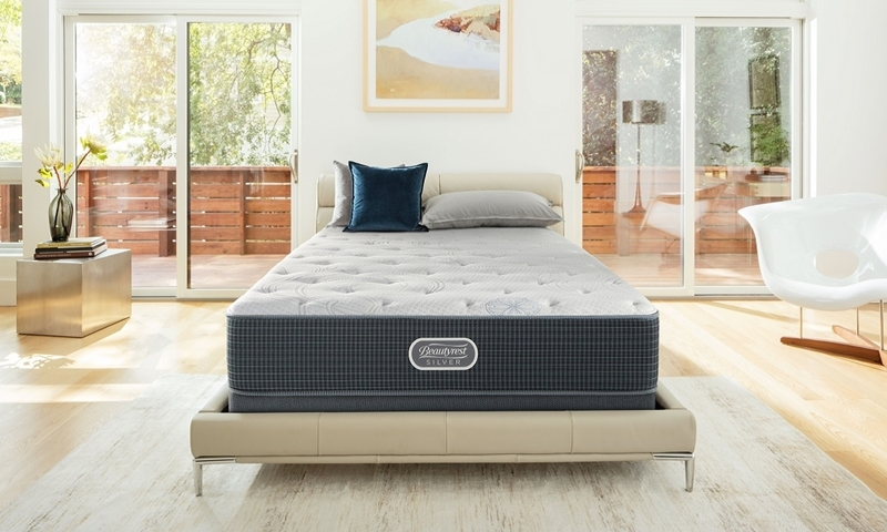 "Simmons Beautyrest Silver Luxury Firm 12"" King Mattress"