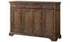 Trisha Yearwood Family Reunion 66-Inch Buffet Server with 3 Full-Extension Drawers and 3 Cabinets