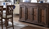 Trisha Yearwood Family Reunion 66-Inch Buffet Server with 3 Full-Extension Drawers and 3 Cabinets in Dining Room