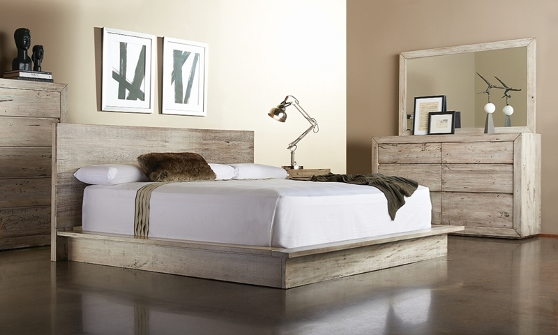Cambria Contemporary King Bedroom Set | Haynes Furniture