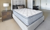 """Serta Perfect Sleeper Hotel Double-Sided Pillowtop 14.5"""" King Mattress with Soft Foams and Cooling Gel - Room View"""
