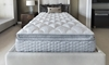 """Serta Perfect Sleeper Pillowtop Hotel Double-Sided 14.5"""" Queen Mattress with Soft Foam and Cooling Gel - Foot View"""