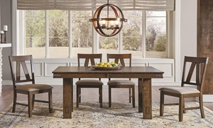 A-America Eastwood 5-Piece Americana Dining Set