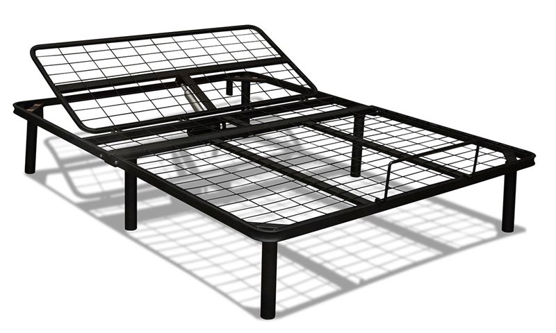 Enso Twin XL Power Grid-Top Base with Head Adjustment