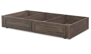 Legacy Classic Bunkhouse Trundle Storage Drawer Aged Barnwood