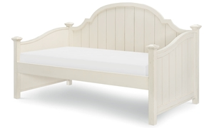 Legacy Classic Lakehouse Twin Daybed Pebble White