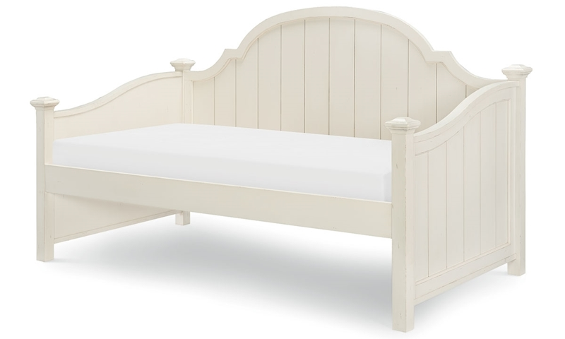 Magnificent Legacy Classic Lakehouse Twin Daybed Pebble White Haynes Cjindustries Chair Design For Home Cjindustriesco