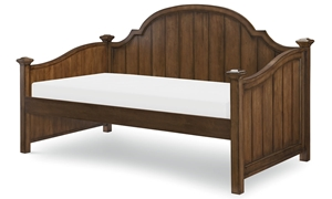 Legacy Classic Lakehouse Twin Daybed  Cabin Brown