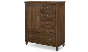Legacy Classic Lakehouse 1-Door Storage Chest Cabin Brown