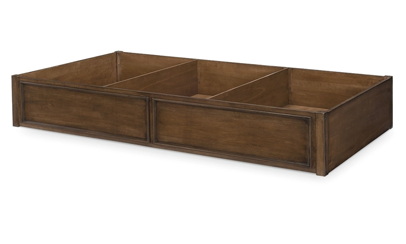 Legacy Classic Lakehouse Trundle and Storage Drawer Cabin Brown