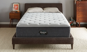"Simmons Beautyrest Silver 900 Firm 12.5"" California King Mattress"