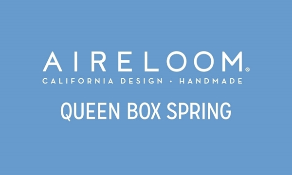 Aireloom Tweed Standard 9-inch Queen Box Spring