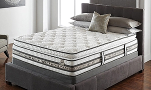 Serta iSeries Plush Pillowtop Full Innerspring Mattress