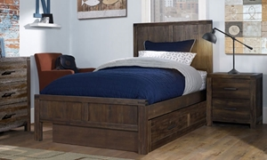 Hillsdale St. Croix Twin Panel Bed