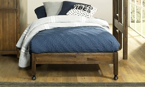 Hillsdale St. Croix Full Caster Bed