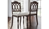 Alfred Brown 7-Piece Dining Set