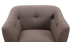 Picture of Hume Mid-Century Modern Tufted 2-Piece Living Room Set
