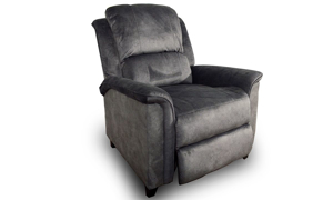 Picture of Bella Microfiber Pushback Recliner