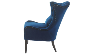 Picture of Jessica Jacobs Classics Blue Rhapsody Accent Chair