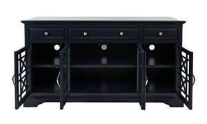 Picture of Jofran Craftsman 60-Inch Navy Media Console
