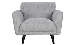 Picture of Locke Contemporary Flare Arm Accent Chair